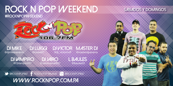 rock n pop weekend