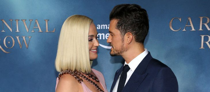 Katy Perry y Orlando Bloom aplazan su boda