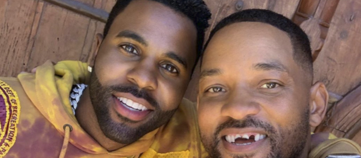 Will Smith acaba 'sin dientes' por culpa de Jason Derulo