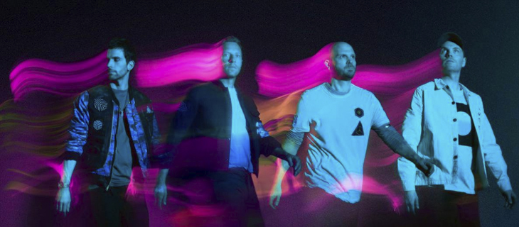 Coldplay estrena su single Higher Power en la Estación Espacial Internacional